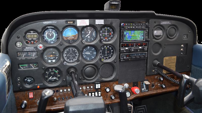 N6132G Cessna 172N gets a new Garmin GTN 650  | Regal Air