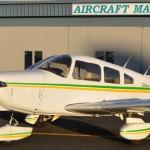 Piper Warrior N161SM Avionics Upgrade