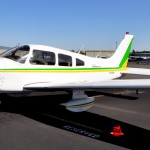 Regal Air's new Piper Warrior, PA-28-161, N161SM is now on our flight line