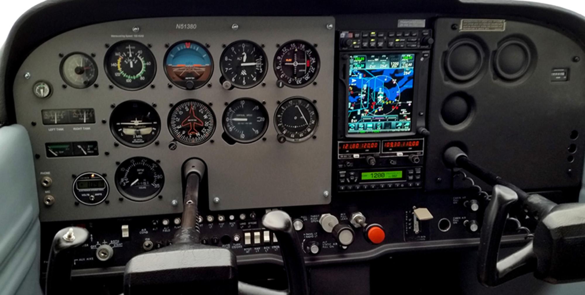 N51380 Cessna 172p 180hp Regal Air