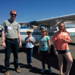 Giving Back and Inspiring Future Pilots