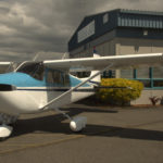 New Cessna 182 on the Line