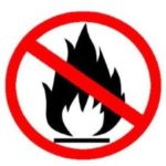 No Flamables